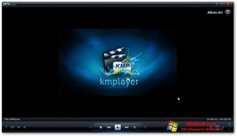 Screenshot KMPlayer for Windows 10