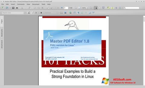 Download Master PDF Editor for Windows 10 (32\/64 bit) in English