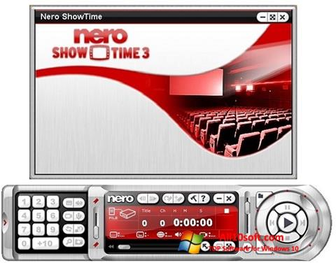 Screenshot Nero ShowTime for Windows 10