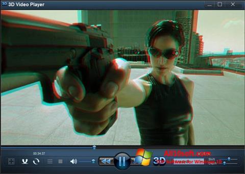Screenshot 3D Video Player for Windows 10