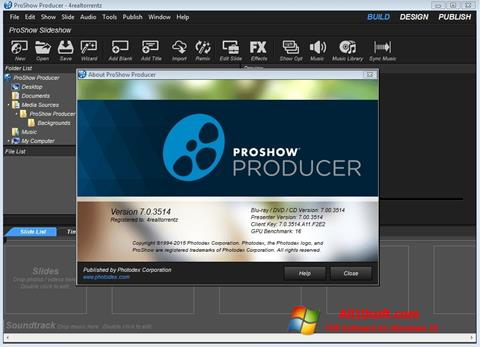 Screenshot ProShow Producer for Windows 10