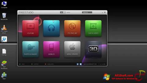 Screenshot Free Studio for Windows 10