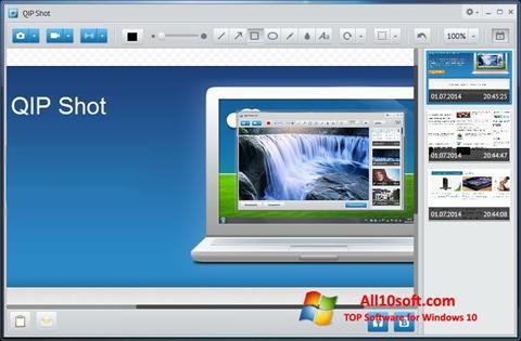 Screenshot QIP for Windows 10