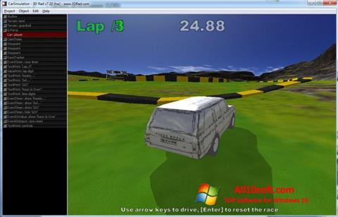 Screenshot 3D Rad for Windows 10