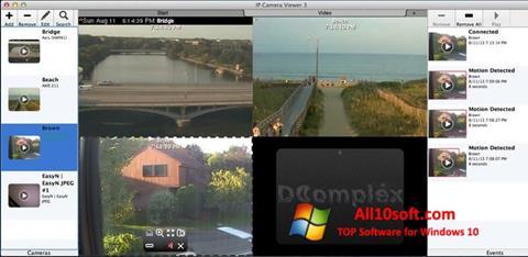 Screenshot IP Camera Viewer for Windows 10