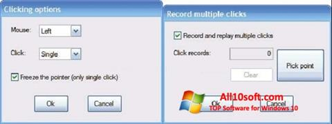 Screenshot GS Auto Clicker for Windows 10