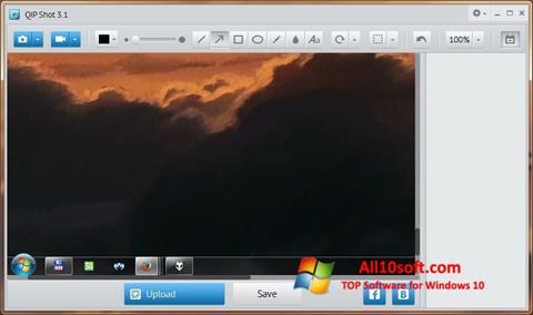 Screenshot QIP Shot for Windows 10