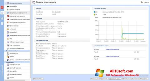 Screenshot Kerio Control for Windows 10