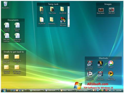 Screenshot Fences for Windows 10