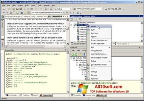 Screenshot Reflector for Windows 10