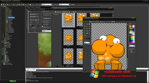 Screenshot GameMaker: Studio for Windows 10