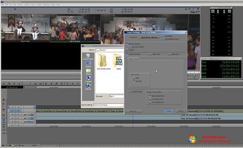 Screenshot Avid Media Composer for Windows 10