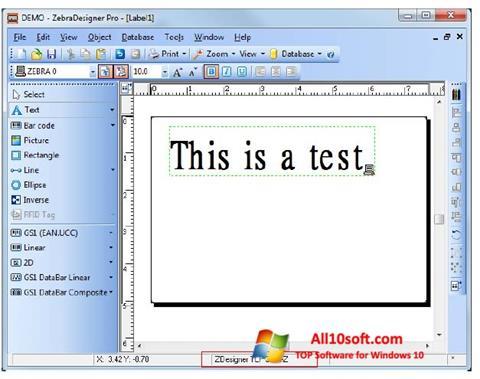 Zebra Software Download