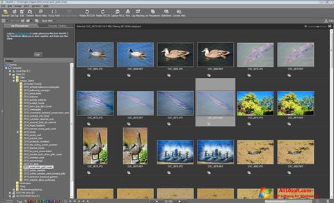 Screenshot ViewNX for Windows 10