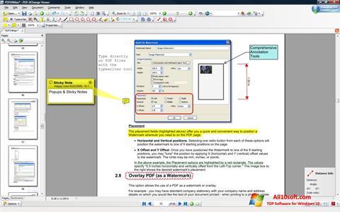 Screenshot PDF-XChange Viewer for Windows 10