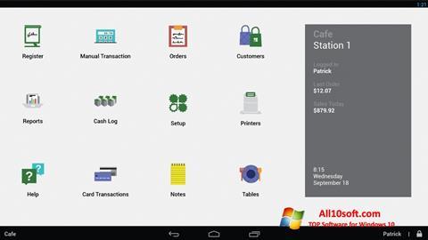 Screenshot Clover for Windows 10