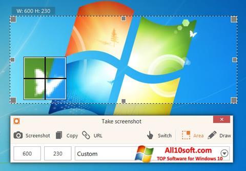 Screenshot ScreenShot for Windows 10
