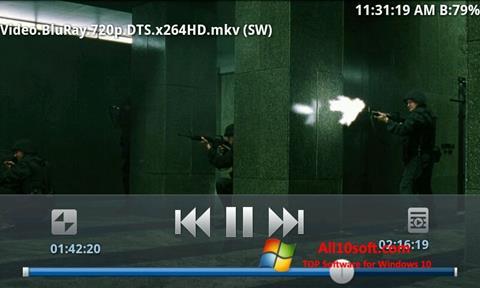 Screenshot BSPlayer for Windows 10