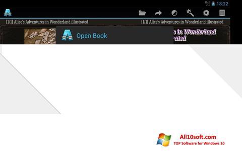 Screenshot AlReader for Windows 10