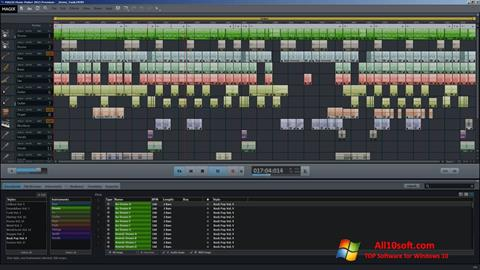 Screenshot MAGIX Music Maker for Windows 10
