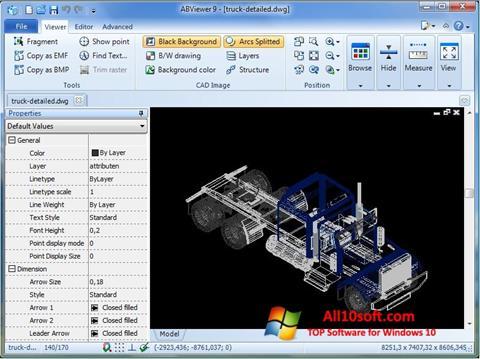 Screenshot ABViewer for Windows 10