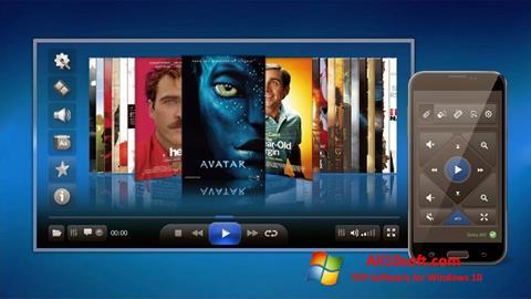 Screenshot ALLPlayer for Windows 10