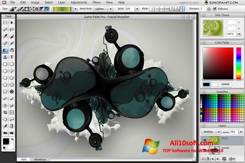 Screenshot SUMo for Windows 10