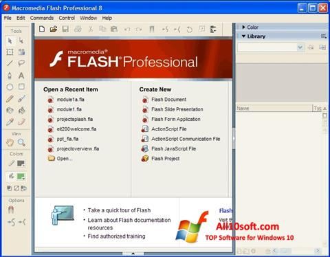 macromedia flash free download