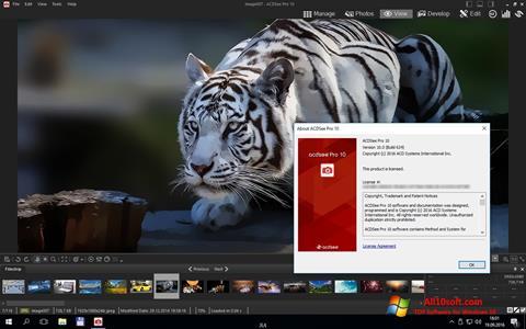 Screenshot ACDSee Pro for Windows 10