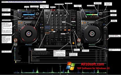 Screenshot Virtual DJ for Windows 10